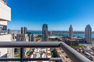 Photo 7: DOWNTOWN Condo for sale : 2 bedrooms : 700 Front St #2303 in San Diego