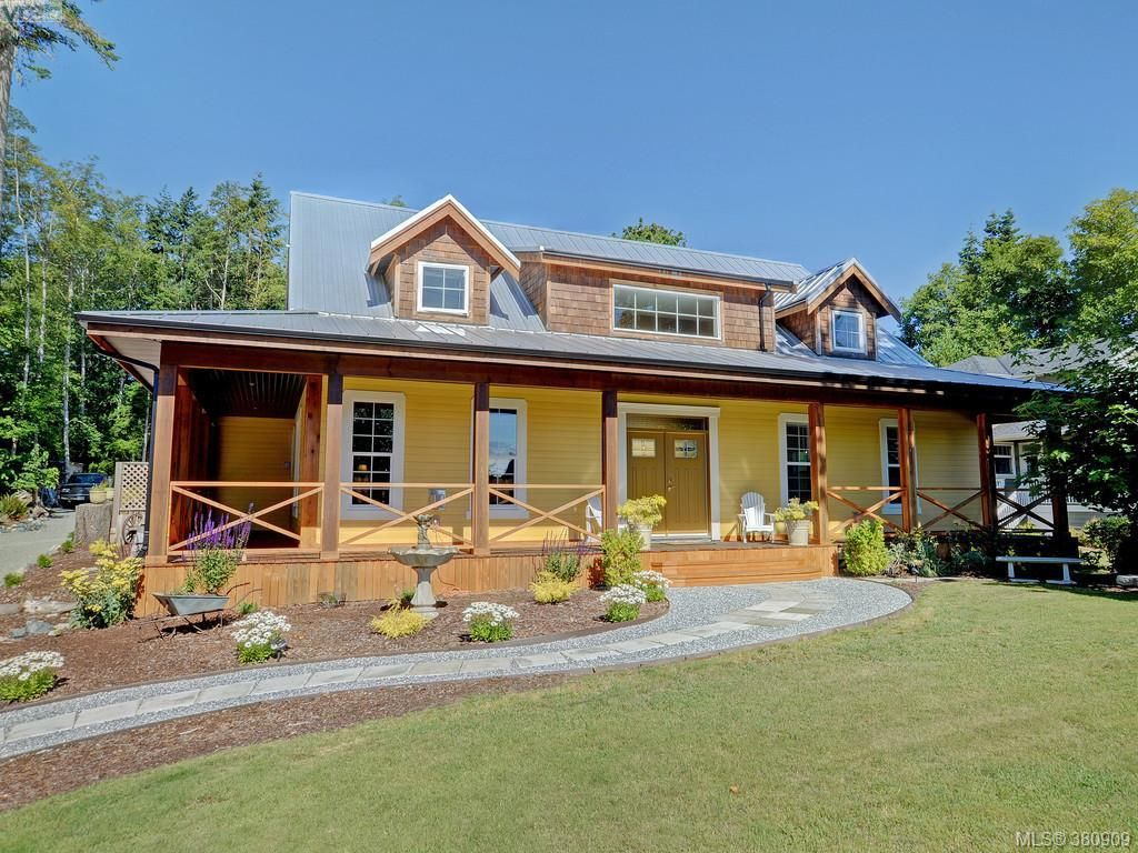 Main Photo: 1554 Dufour Rd in SOOKE: Sk Whiffin Spit House for sale (Sooke)  : MLS®# 765174