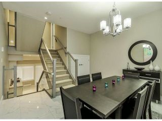 """Photo 9: 1810 E PENDER Street in Vancouver: Hastings Townhouse for sale in """"AZALEA HOMES"""" (Vancouver East)  : MLS®# V1051694"""
