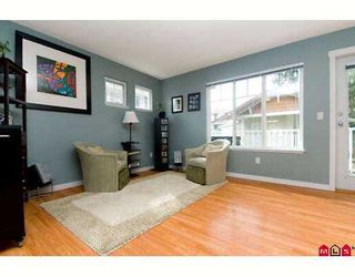 """Photo 5: 34 12711 64TH Avenue in Surrey: West Newton Townhouse for sale in """"PALETTE ON THE PARK"""" : MLS®# F2722983"""