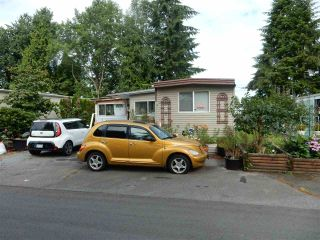 """Photo 1: 15 15820 FRASER Highway in Surrey: Fleetwood Tynehead Manufactured Home for sale in """"Greentree Estates"""" : MLS®# R2088242"""