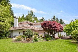 Photo 2: 1249 CHARTWELL PLACE in West Vancouver: Chartwell House for sale : MLS®# R2585385