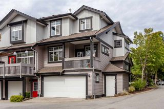 """Photo 1: 12 18828 69 Avenue in Surrey: Clayton Townhouse for sale in """"Starpoint"""" (Cloverdale)  : MLS®# R2332691"""