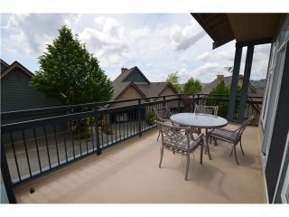 """Photo 10: 18 910 FORT FRASER RISE in Port Coquitlam: Citadel PQ Townhouse for sale in """"SIENNA RIDGE"""" : MLS®# V1007711"""