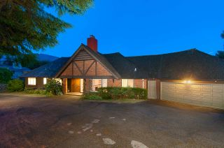 Main Photo: 933 EYREMOUNT Drive in West Vancouver: British Properties House for sale : MLS®# R2544628