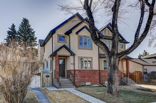 Main Photo: 2528 18 Street NW in Calgary: Capitol Hill Semi Detached for sale : MLS®# A1096098