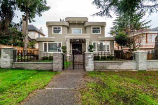 Photo 1: 1091 W 42ND AVENUE in Vancouver: South Granville House for sale (Vancouver West)  : MLS®# R2123718