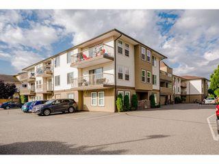 "Photo 2: 101 45702 WATSON Road in Chilliwack: Vedder S Watson-Promontory Condo for sale in ""GLENDALE MANOR"" (Sardis)  : MLS®# R2616116"