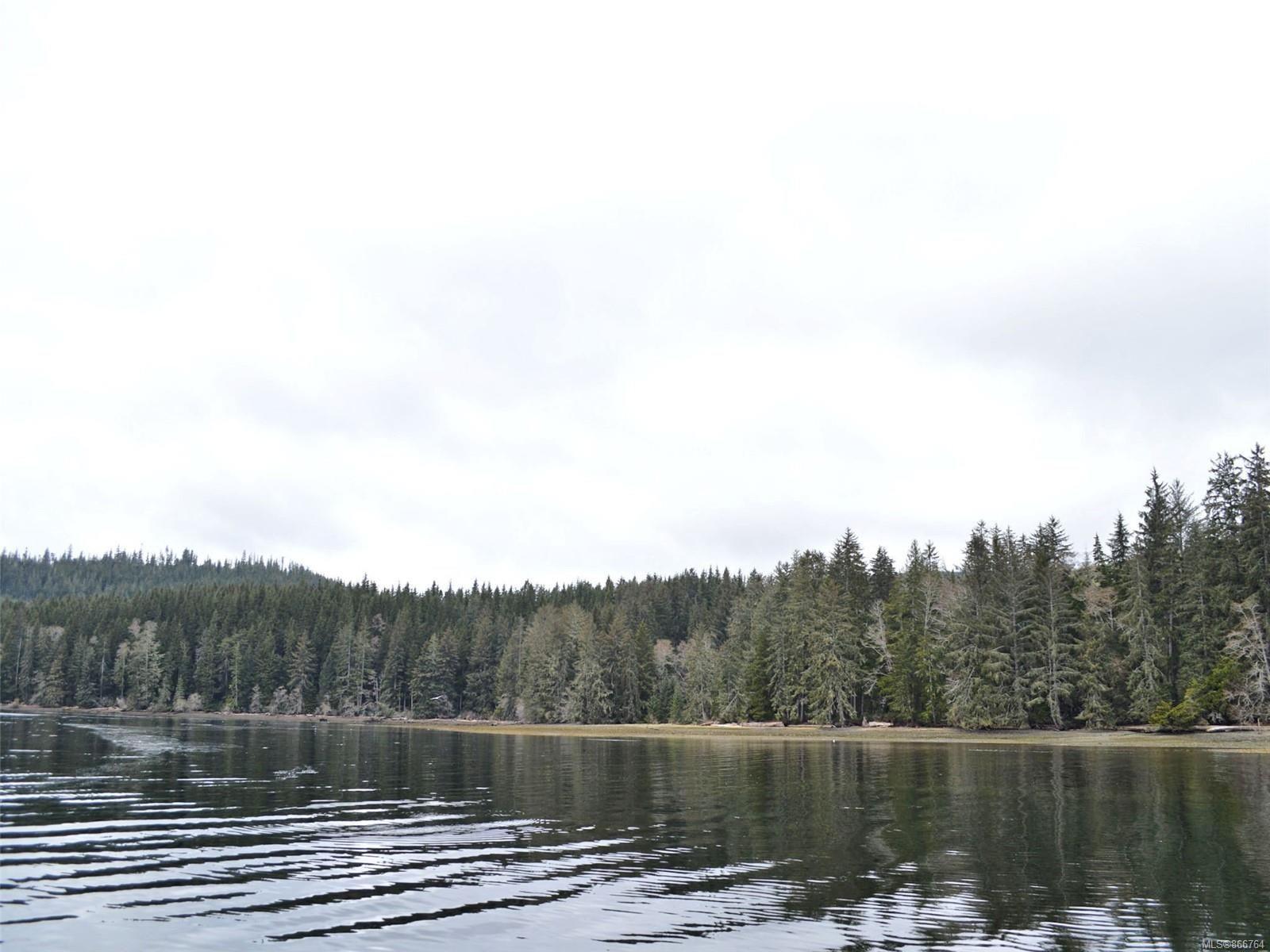 Main Photo: W1/2 SW&NW1/4 Quatsino Sound in : NI Port Hardy Land for sale (North Island)  : MLS®# 866764