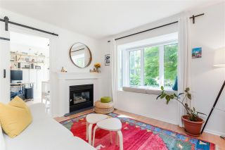 """Photo 3: 208 2133 DUNDAS Street in Vancouver: Hastings Condo for sale in """"HARBOURGATE"""" (Vancouver East)  : MLS®# R2589650"""