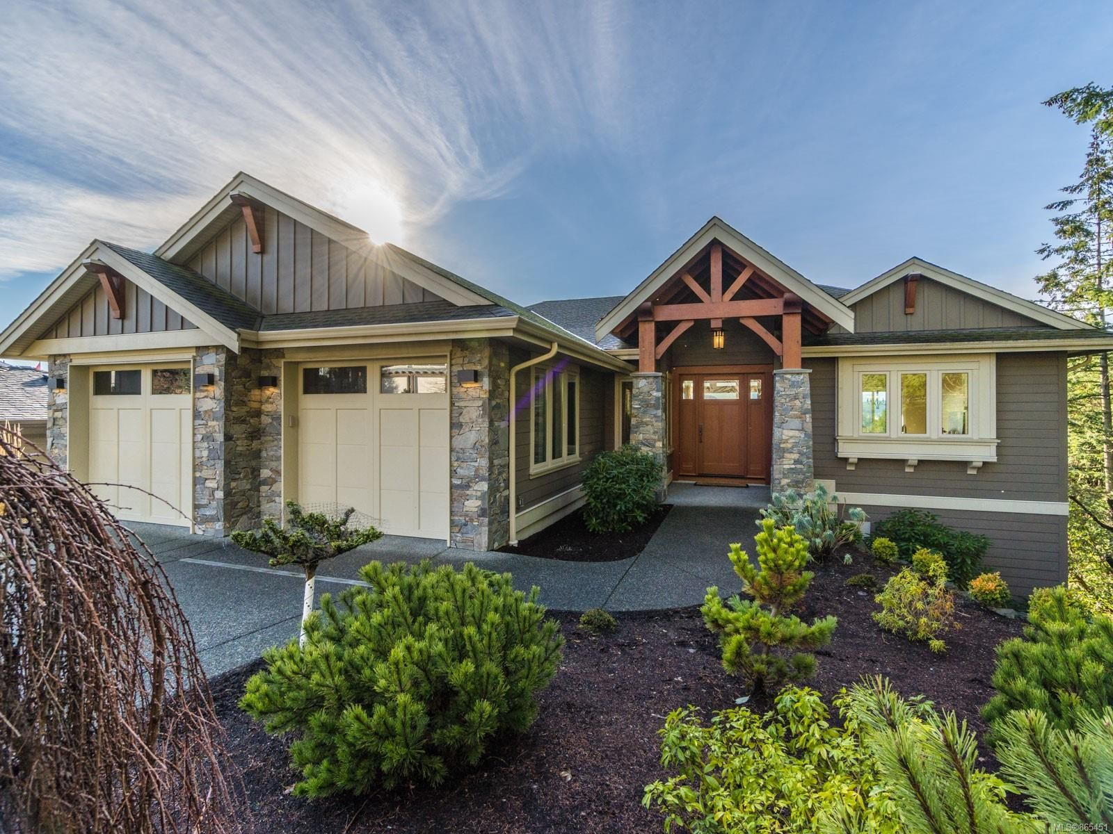 Main Photo: 3740 Belaire Dr in : Na Hammond Bay House for sale (Nanaimo)  : MLS®# 865451