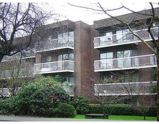 """Main Photo: 103 1655 NELSON Street in Vancouver: West End VW Condo for sale in """"The Hantead Manor"""" (Vancouver West)  : MLS®# V776992"""