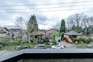 Photo 20: 2308 VINE Street in Vancouver: Kitsilano Townhouse for sale (Vancouver West)  : MLS®# R2039868