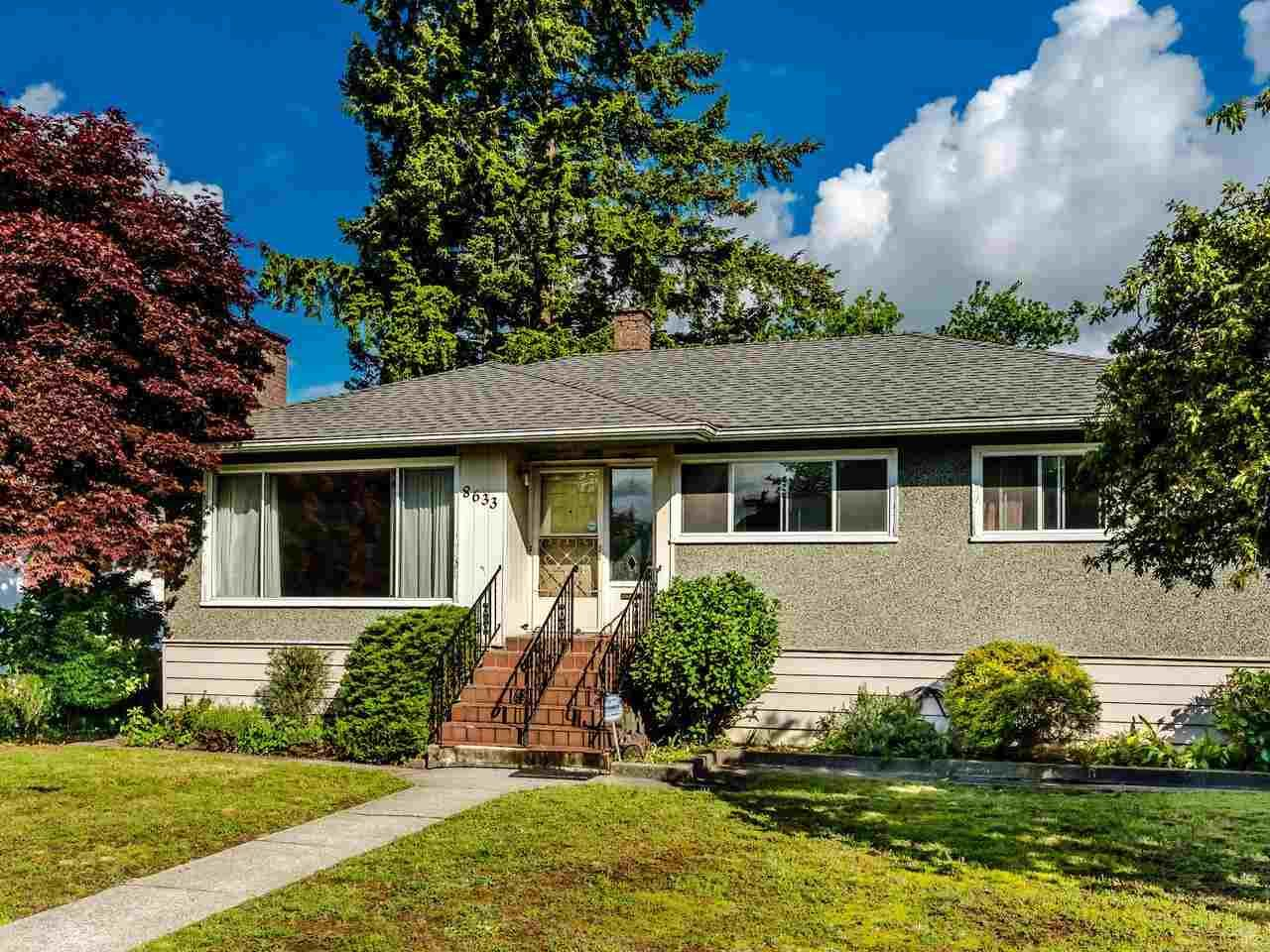 """Main Photo: 8633 12TH Avenue in Burnaby: The Crest House for sale in """"The Crest"""" (Burnaby East)  : MLS®# R2582631"""