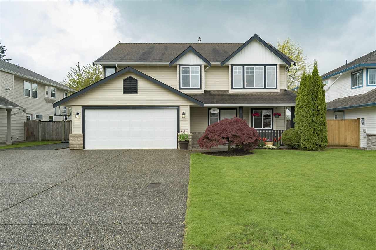 """Main Photo: 26942 24A Avenue in Langley: Aldergrove Langley House for sale in """"South Aldergrove"""" : MLS®# R2165320"""