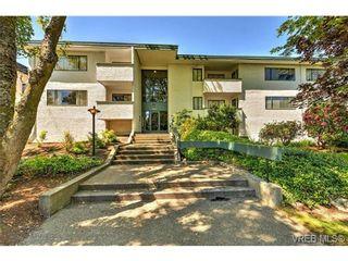 Photo 1: 202 3880 Shelbourne St in VICTORIA: SE Cedar Hill Condo for sale (Saanich East)  : MLS®# 730920