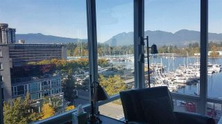 """Photo 5: 601 590 NICOLA Street in Vancouver: Coal Harbour Condo for sale in """"The Cascina at Waterfront Place"""" (Vancouver West)  : MLS®# R2582387"""