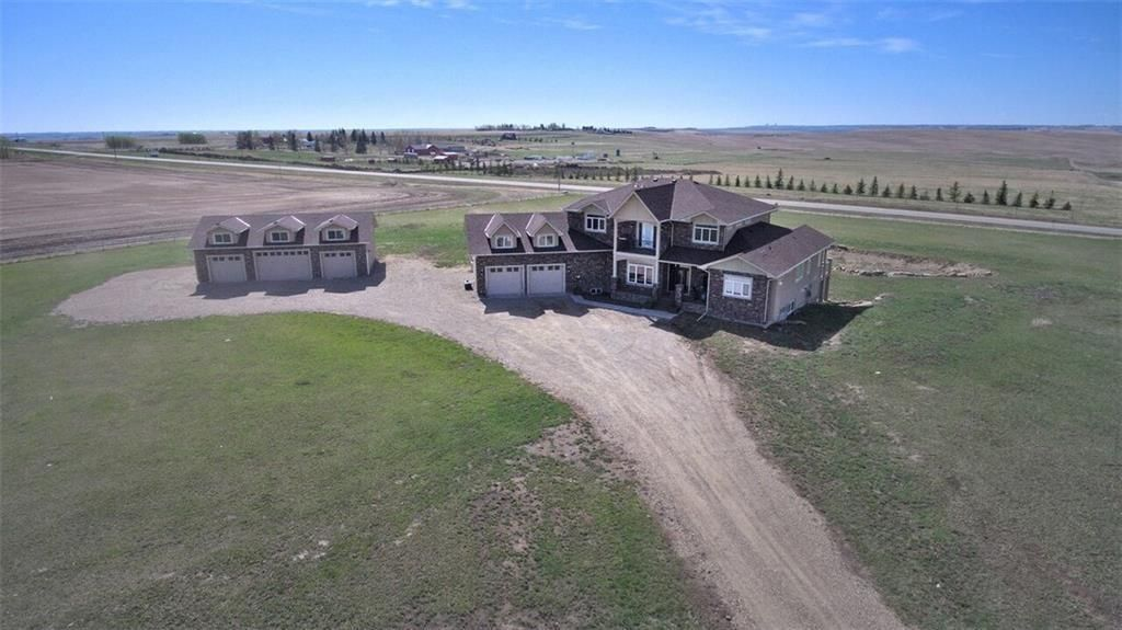 Main Photo: 270024 N2N Estates Ridge in Rural Rocky View County: Rural Rocky View MD Detached for sale : MLS®# A1137215