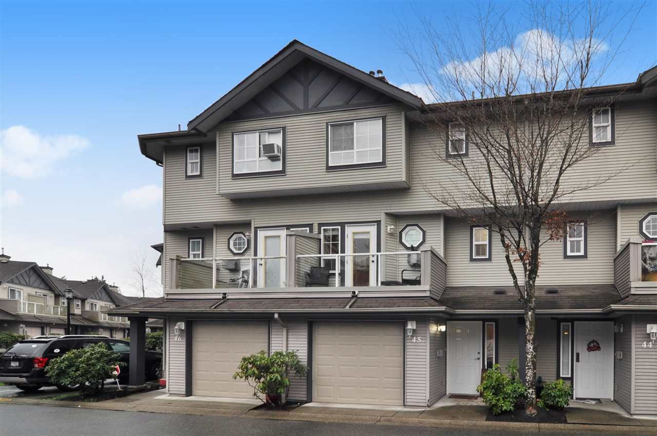Main Photo: 45 11229 232 STREET in Maple Ridge: East Central Townhouse for sale : MLS®# R2523761
