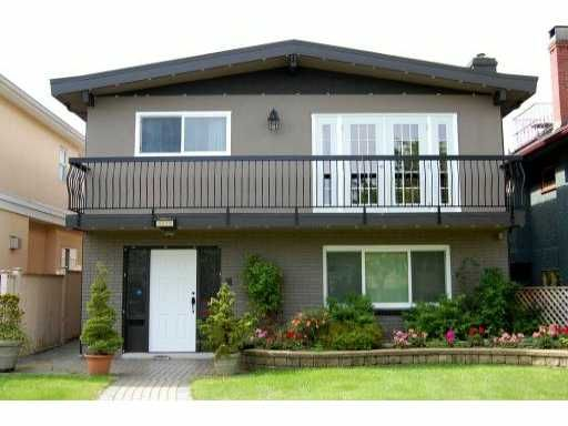 Main Photo: 4220 CAMBRIDGE Street in Burnaby: Vancouver Heights House for sale (Burnaby North)  : MLS®# V898856