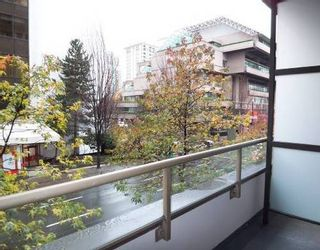 Photo 10: 212 1010 HOWE Street in Vancouver West: Home for sale : MLS®# V677547