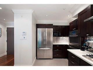"""Photo 8: 108 1823 W 7TH Avenue in Vancouver: Kitsilano Townhouse for sale in """"THE CARNEGIE"""" (Vancouver West)  : MLS®# V1073495"""