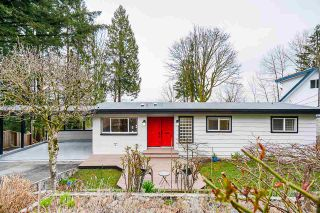 Photo 1: 3087 SPURAWAY Avenue in Coquitlam: Ranch Park House for sale : MLS®# R2561074
