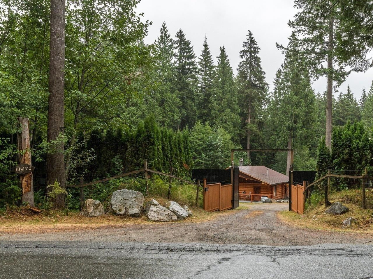 Main Photo: 11472 WILSON Street in Mission: Stave Falls House for sale : MLS®# R2610491