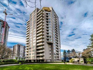 "Photo 1: 508 6070 MCMURRAY Avenue in Burnaby: Forest Glen BS Condo for sale in ""La Mirage"" (Burnaby South)  : MLS®# R2547808"