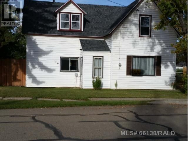 Main Photo: 16 RYDBERG STREET in Hughenden: House for sale : MLS®# A1059976