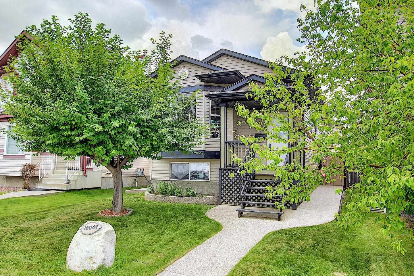 Main Photo: 16044 38 street NW in Edmonton: Zone 03 House for sale : MLS®# E4248402