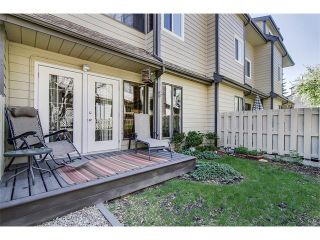Photo 22: 3 97 GRIER Place NE in Calgary: Greenview House for sale : MLS®# C4013215