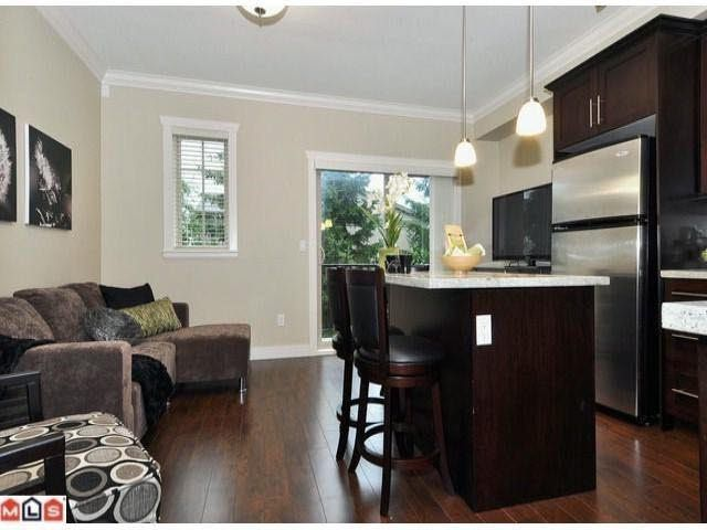 Main Photo: 26 9533 130A STREET in : Queen Mary Park Surrey Townhouse for sale : MLS®# F1217179