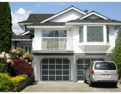 Main Photo: 3723 BRACEWELL Court in Port_Coquitlam: Oxford Heights House for sale (Port Coquitlam)  : MLS®# V754298