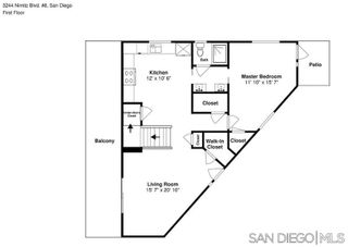 Photo 15: POINT LOMA Condo for rent : 2 bedrooms : 3244 Nimitz Blvd. #8 in San Diego