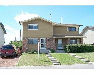 Photo 1:  in CALGARY: Deer Run Residential Attached for sale (Calgary)  : MLS®# C2372004