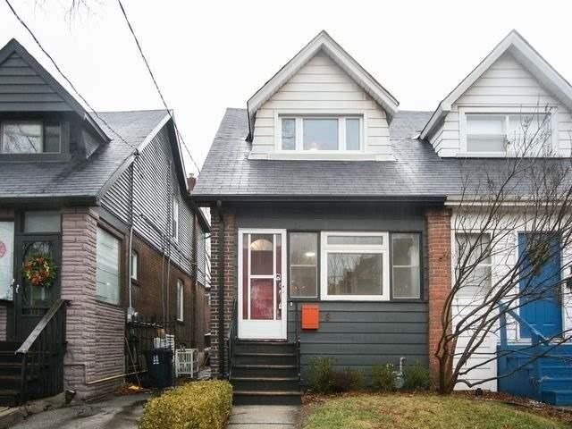 Main Photo: Amazing Location! In between Leslieville and the Beach
