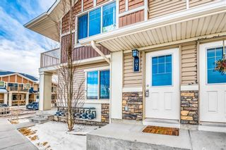 Photo 2: 907 250 SAGE VALLEY Road NW in Calgary: Sage Hill Row/Townhouse for sale : MLS®# A1148770