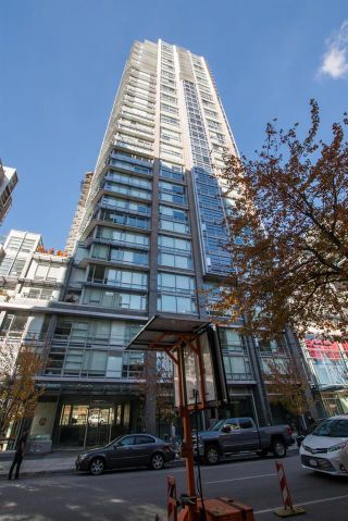 Main Photo: 2010 1283 HOWE STREET in Vancouver: Downtown VW Condo for sale (Vancouver West)  : MLS®# R2512329