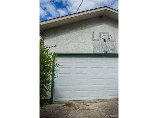 Photo 20: 243 Aldine Street in WINNIPEG: St James Residential for sale (West Winnipeg)  : MLS®# 1415611