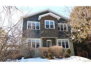 Photo 1: 363 Oak Street in Winnipeg: River Heights North Residential for sale (1C)  : MLS®# 1705510