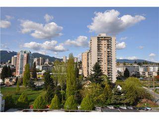 Photo 19: # 1208 188 E ESPLANADE BV in North Vancouver: Lower Lonsdale Condo for sale : MLS®# V1060516