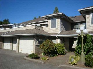 "Photo 1: 26 21491 DEWDNEY TRUNK Road in Maple Ridge: West Central Townhouse for sale in ""DEWDNEY WEST"" : MLS®# V1138395"