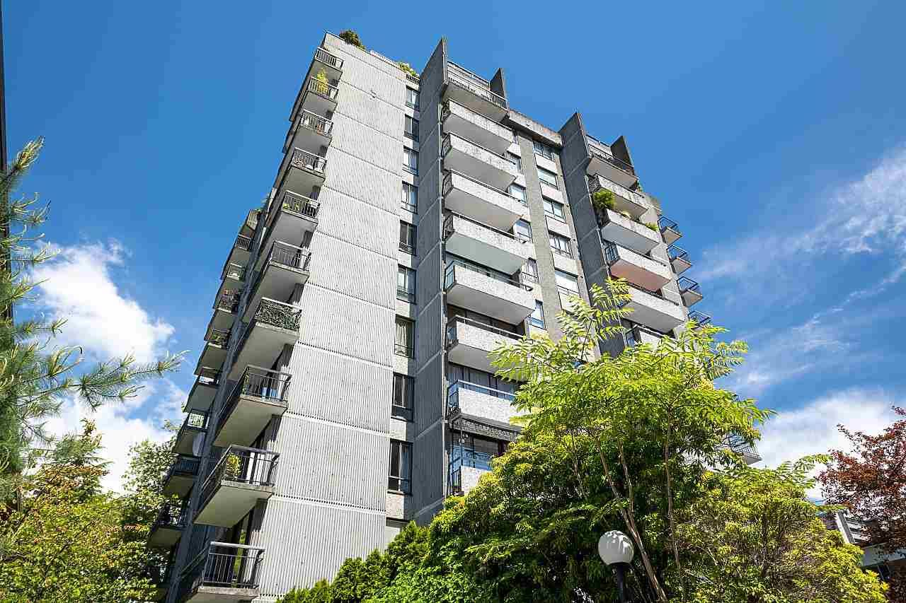 """Main Photo: 805 1720 BARCLAY Street in Vancouver: West End VW Condo for sale in """"LANCASTER GATE"""" (Vancouver West)  : MLS®# R2586470"""