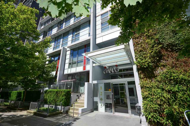 FEATURED LISTING: 307 - 1205 HOWE Street Vancouver