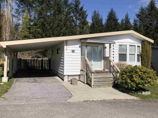 Photo 1: 31 4116 BROWNING Road in Sechelt: Sechelt District Manufactured Home for sale (Sunshine Coast)  : MLS®# R2560882