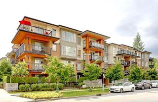 Photo 1: 317 1150 KENSAL Place in Coquitlam: New Horizons Condo for sale : MLS®# R2618630
