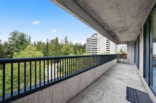 Photo 1: 701 6595 WILLINGDON AVENUE in Burnaby: Metrotown Condo for sale (Burnaby South)  : MLS®# R2586990