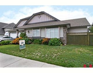 Photo 1: 27695 PORTER Drive in Abbotsford: Aberdeen House for sale : MLS®# F2920619