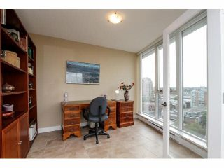 """Photo 11: 1304 1483 W 7TH Avenue in Vancouver: Fairview VW Condo for sale in """"VERONA OF PORTICO"""" (Vancouver West)  : MLS®# V1090142"""